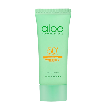 Holika Holika Aloe Waterproof Sun Gel SPF50+ 100ml